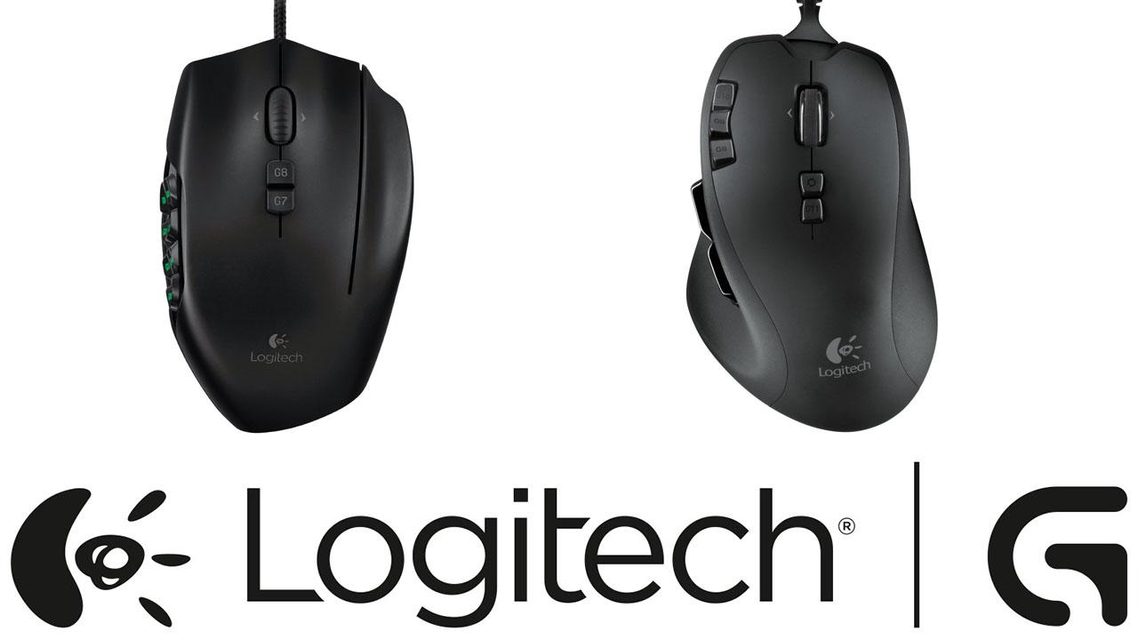 View Logitech Mouse Software G600 Images